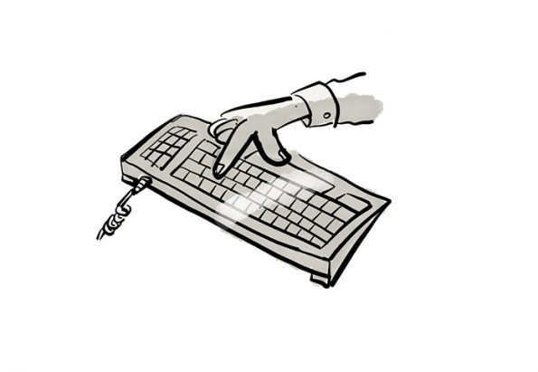 typing-smaller