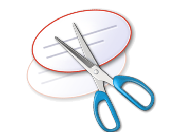 Windows snipping tool logo