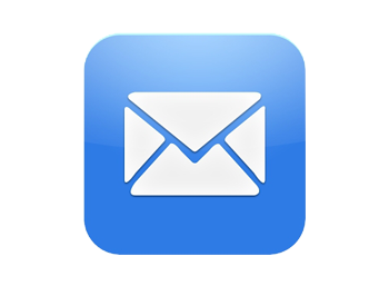 iOS e-mail App icon