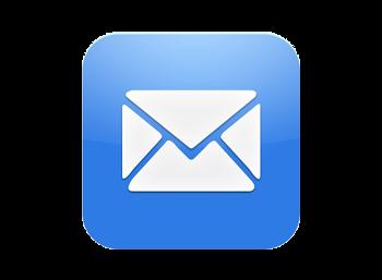 iOS e-mail App icon