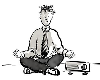 Zen presenter