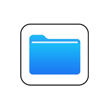 iOS Files icon