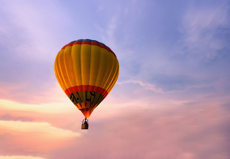 stock picture of a balloon